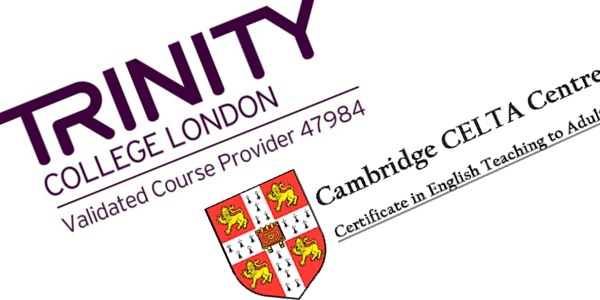 What is the difference between Trinity CertTESOL and Cambridge CELTA?