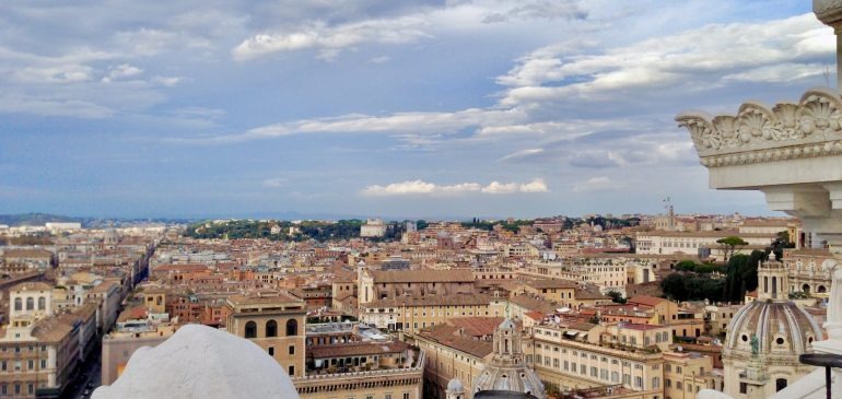 Way Up High in Rome: The Best Views of the Eternal City